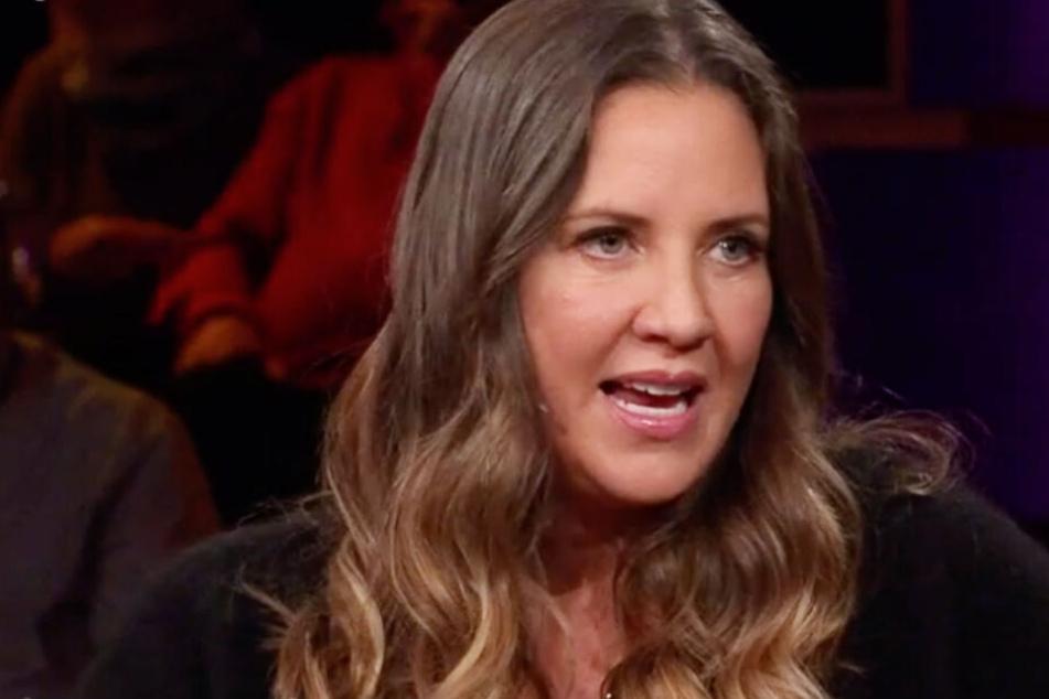 Dana Schweiger im Riverboat: Sie war der General zu Hause in der Zeit mit Til