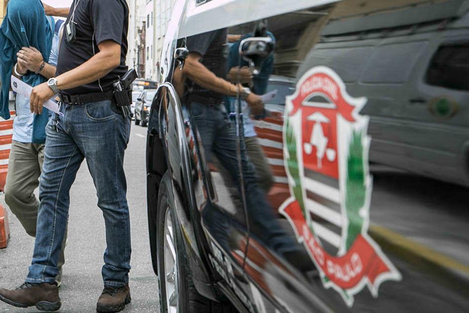 Die brasilianische Polizei hat in einer landesweiten Razzia gegen ein Pädophilen-Netzwerk 108 Verdächtige festgenommen.