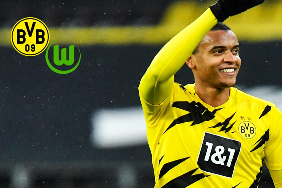 BVB ringt VfL Wolfsburg dank Akanji und Sancho nieder!