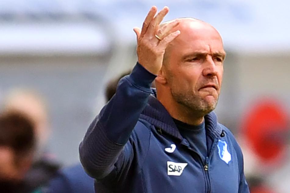 Alfred Schreuder ist ab sofort nicht mehr Cheftrainer der TSG 1899 Hoffenheim.