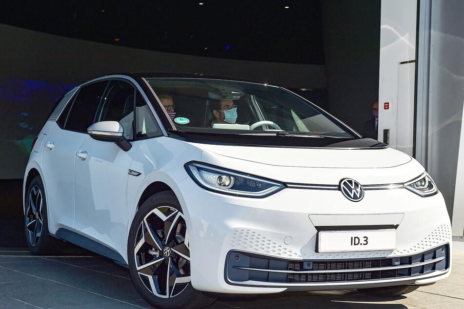 Hoffnungsträger: Mit dem ID.3 startet VW in die vollelektrische Automobilität.