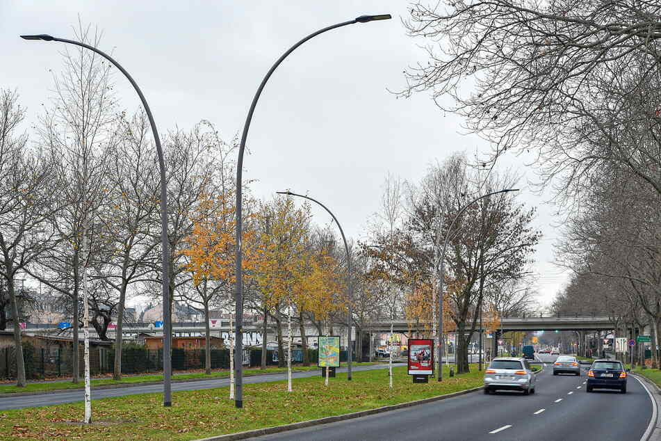 An der Hansastraße sollen weitere Lampen eine moderne Beleuchtung bekommen. 9000 Euro wären notwendig.