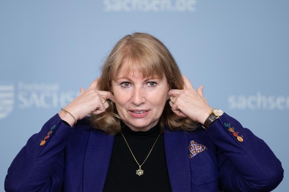 Petra Köpping (62, SPD).