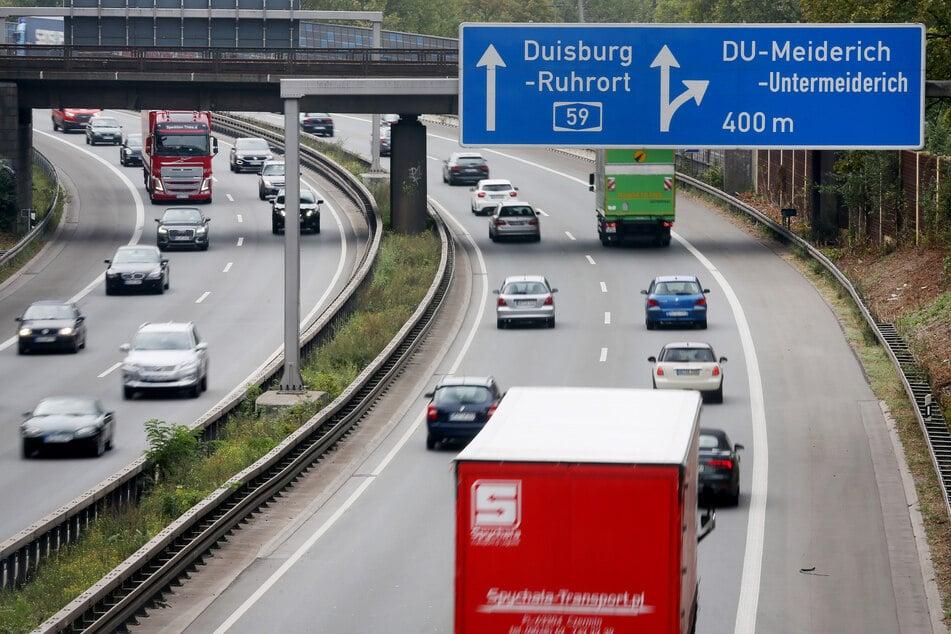 Trotz Ferienstarts: Entspannte Lage auf den NRW-Autobahnen