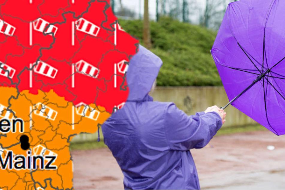 Der Deutsche Wetterdienst hat für Nordhessen eine Unwetterwarnung ausgesprochen.