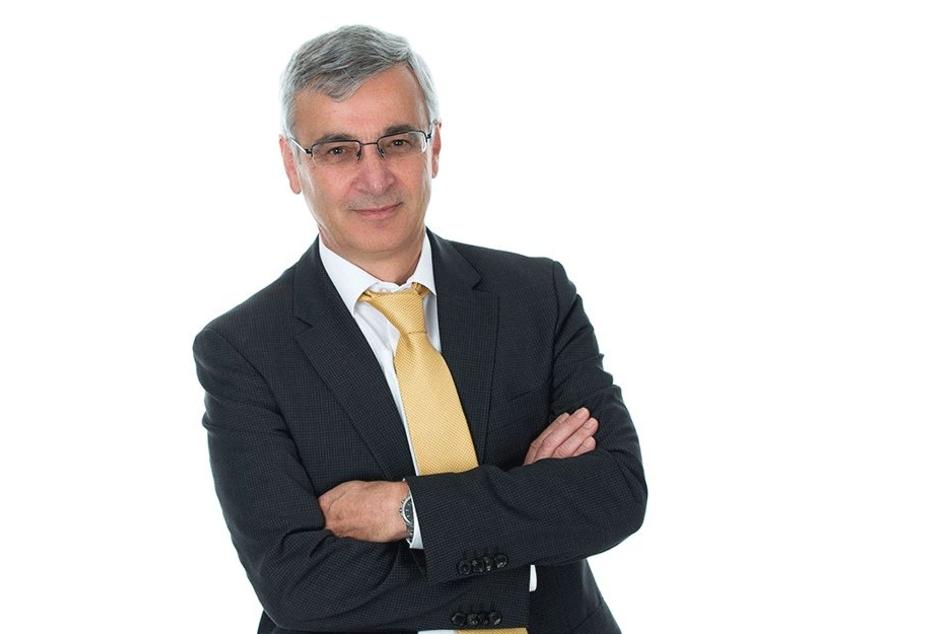 Landrat Rolf Keil (62, CDU) kämpft um die Arbeitsplätze in Reichenbach.
