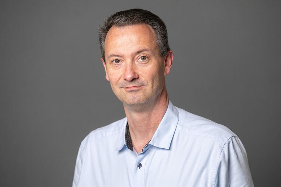 CDU-Fraktionschef Jan Donhauser (49) ärgert sich über die Klage.