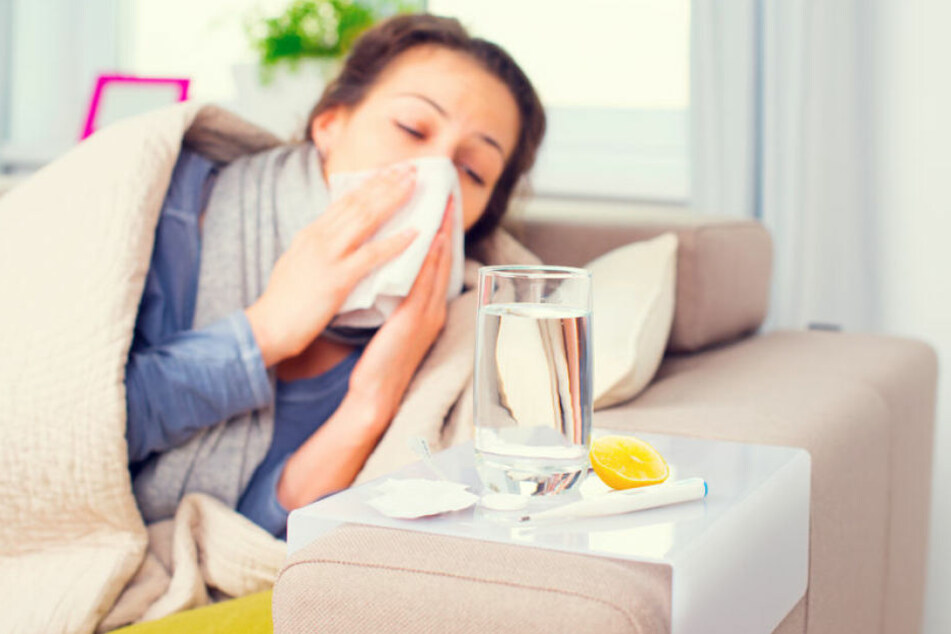 Diese Grippesaison hatte es viele erwischt.