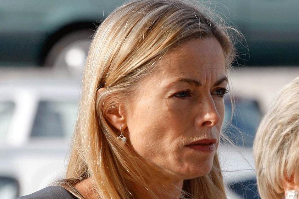 Kate McCann hofft, dass ihre Tochter lebend gefunden wird.