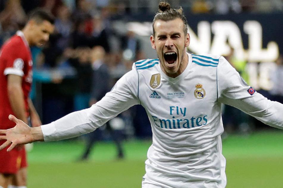 Gareth Bale kann sich offenbar einen Wechsel zum FC Bayern München vorstellen.