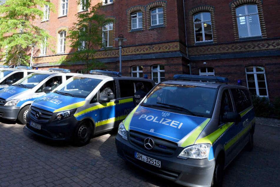 Das Landgericht Flensburg ist am Mittwoch wegen einer Bombendrohung geräumt worden (Archivbild).