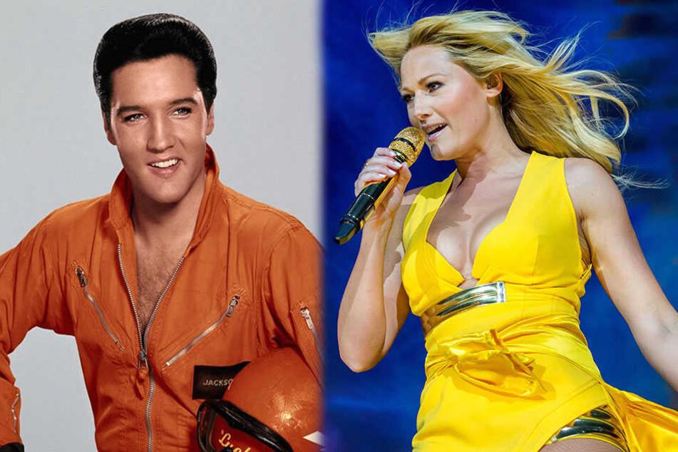Elvis Presley war bereits sieben Jahre Tod, als Helene Fischer geboren wurde.
