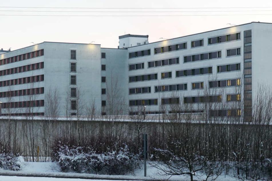 In Chemnitz sitzt Beate Zschäpe derzeit in der JVA.