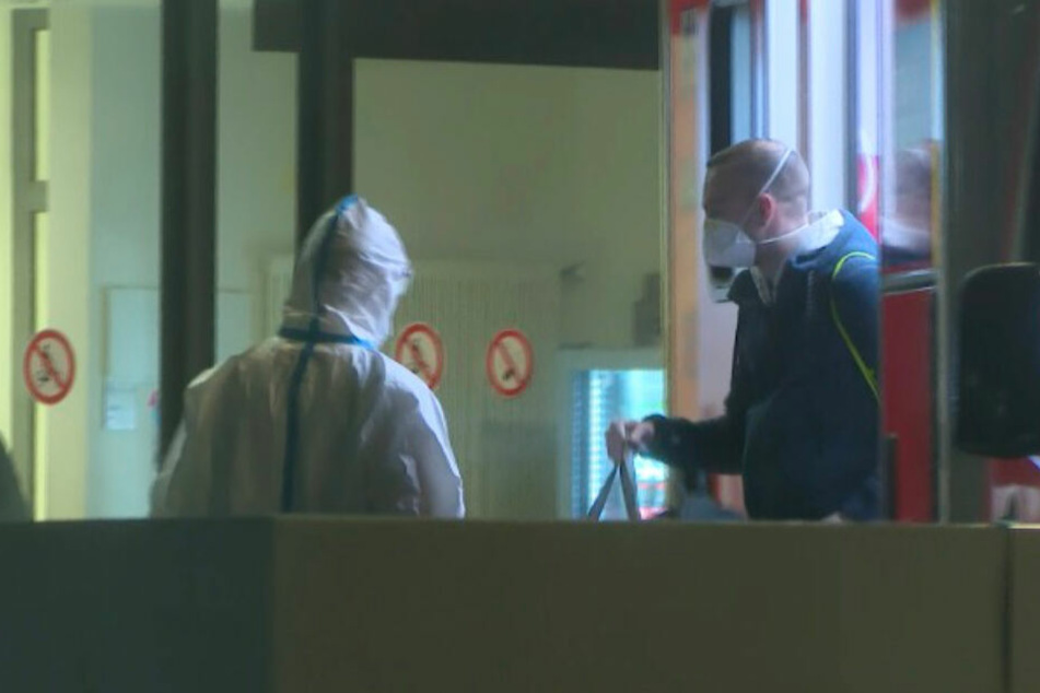 Coronavirus-Verdacht in Hamburg: Rom-Rückkehrer isoliert
