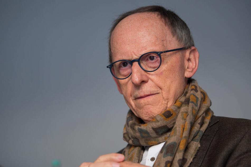 Erwin Hetger, ehemaliger Polizeipräsident des Landes Baden-Württemberg.