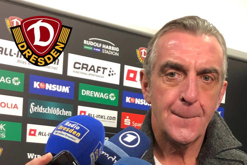 Dynamo Dresden: Zieht sich Ralf Minge im Sommer zurück?