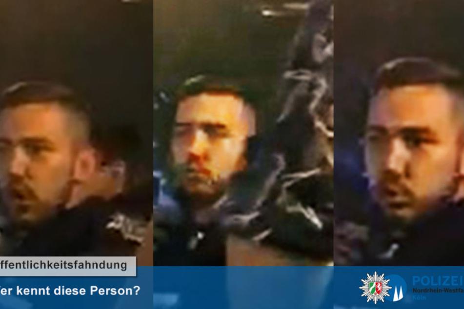 Polizei bittet um Hinweise: Wer kennt mutmaßlichen Schläger?