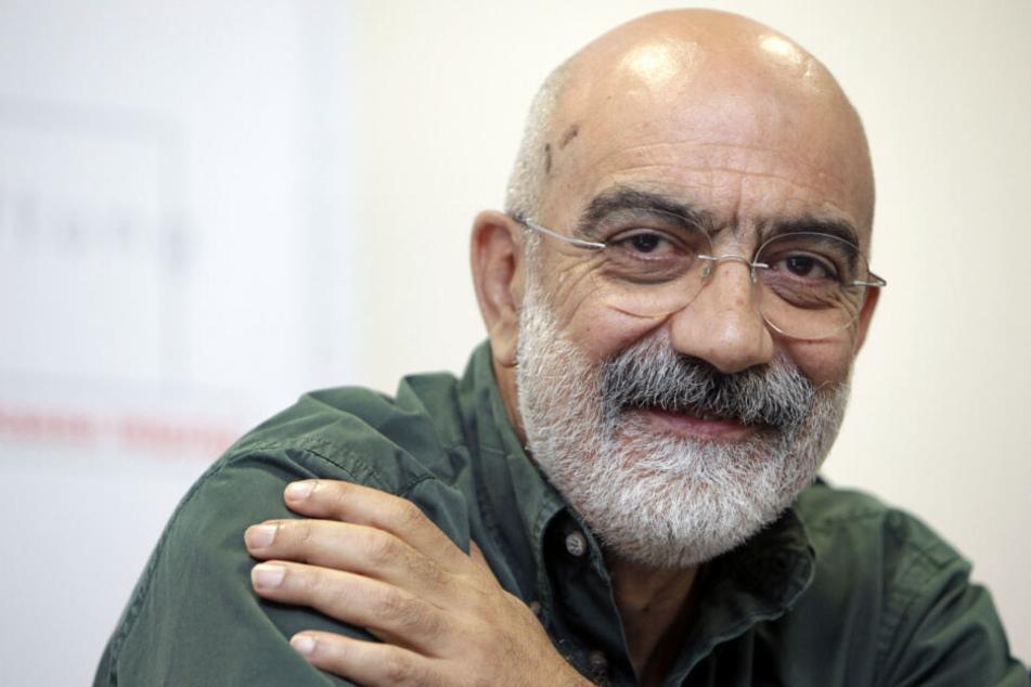 Der türkische Journalist Ahmet Altan (69) wird mit dem Geschwister-Scholl-Preis geehrt.