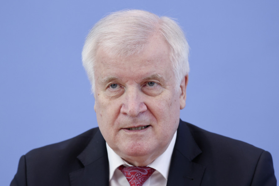 nnenminister Horst Seehofer (71). (Archivbild)