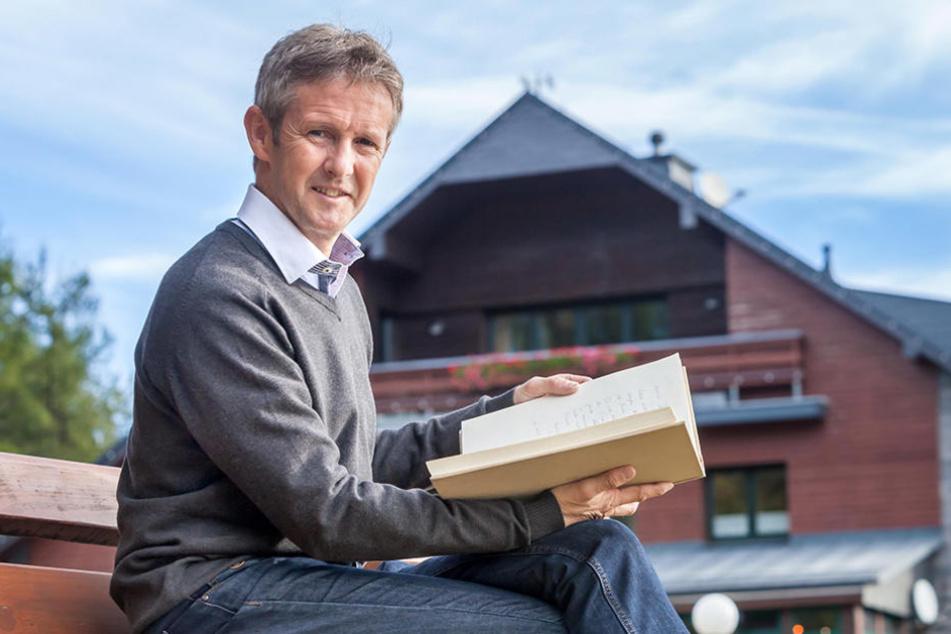 Für Stadtrat Jens Weißflog (52, CDU) sind Bauvorhaben immer  demokratische Entscheidungen.