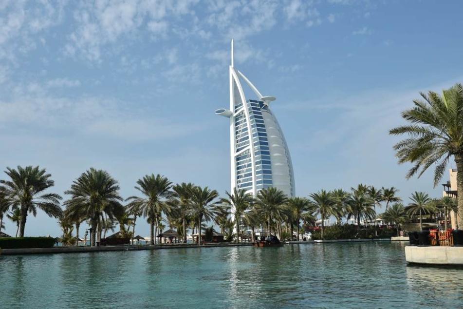 Im Urlaubsparadies Dubai soll die Frau vergewaltigt worden sein.