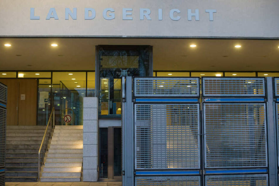 Das Landgericht in Magdeburg: Hier wurde am Freitag das Urteil gesprochen.
