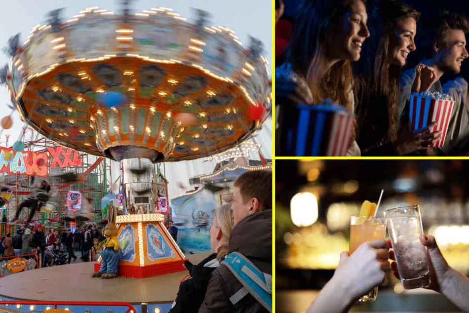 Kino, Flohmarkt oder Strandbar? Hier kommen die Tipps für Euren Sonntag!