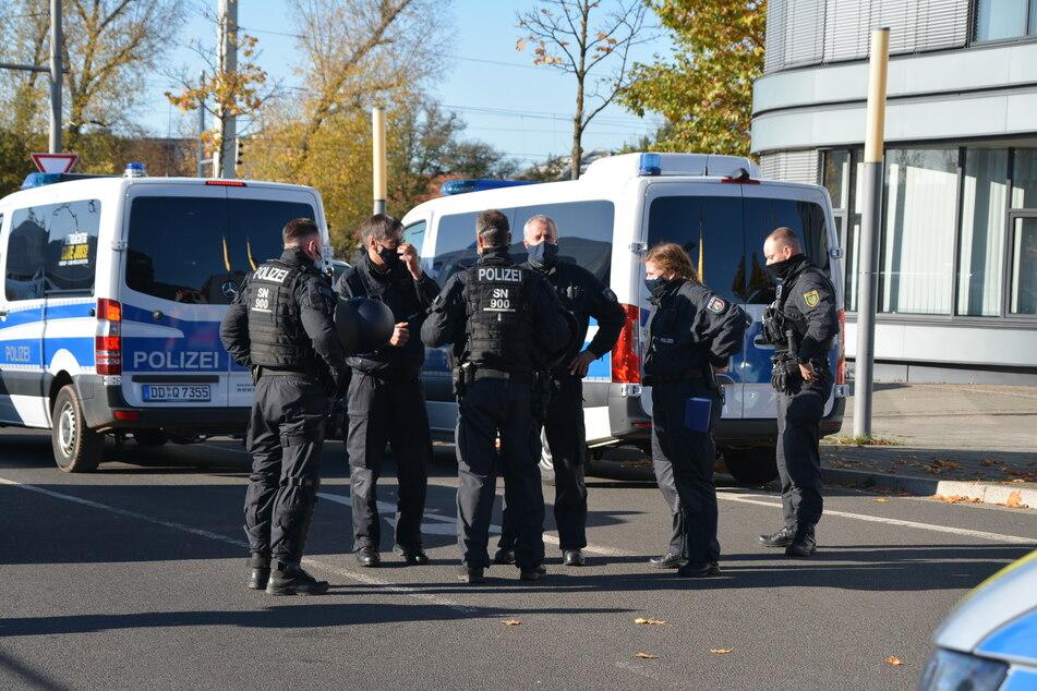 Reporter auf Querdenker-Demo attackiert: Journalisten-Union kritisiert Polizei scharf