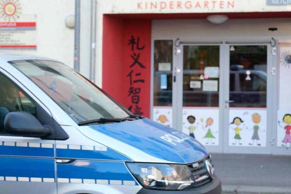 Die Kita steht in Kontakt mit der Polizei.