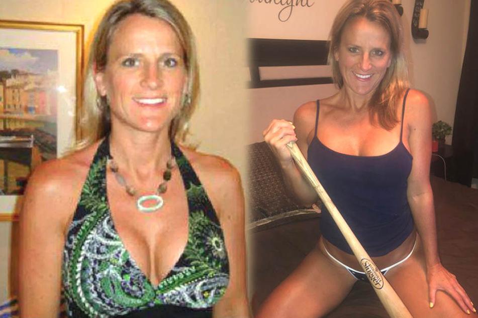 Linda Janack unterhält gemeinsam mit ihrem Mann eine Porno-Seite.
