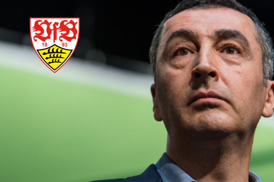 Diesen Kandidaten hätte Cem Özdemir gerne als neuen VfB-Präsidenten