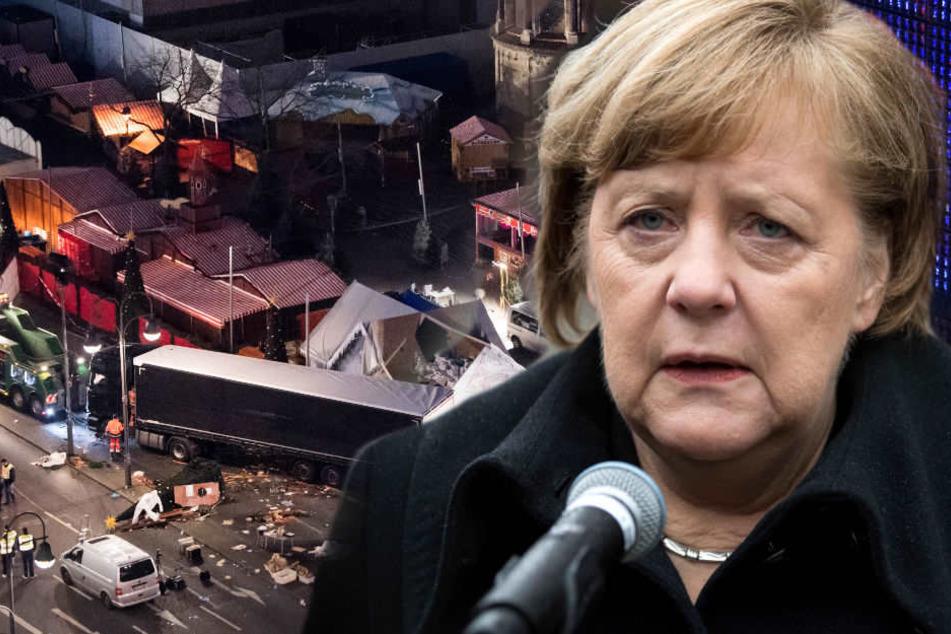 Zwei Jahre danach: Berlin gedenkt Terroropfern am Breitscheidplatz