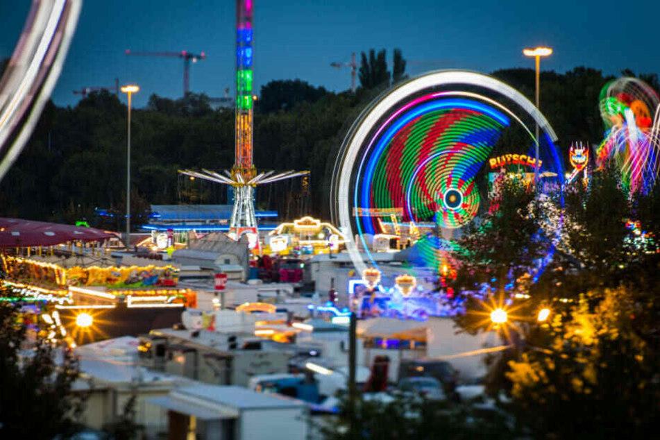 Die Herbst-Dippemess rechnet mit rund 300.000 Besuchern.