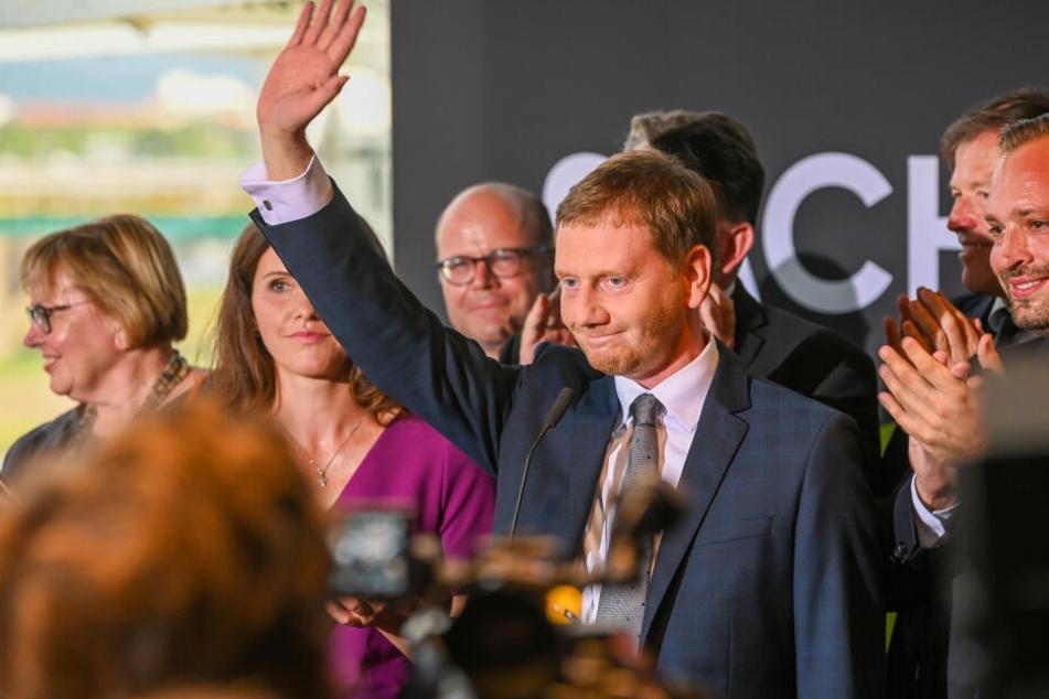 Landtagswahl Sachsen: So hat Kretschmer die CDU zum Sieg geführt