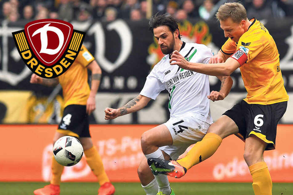 """Hartmann will sich Rekord und Dynamo-Saison """"nicht kaputt reden lassen"""""""