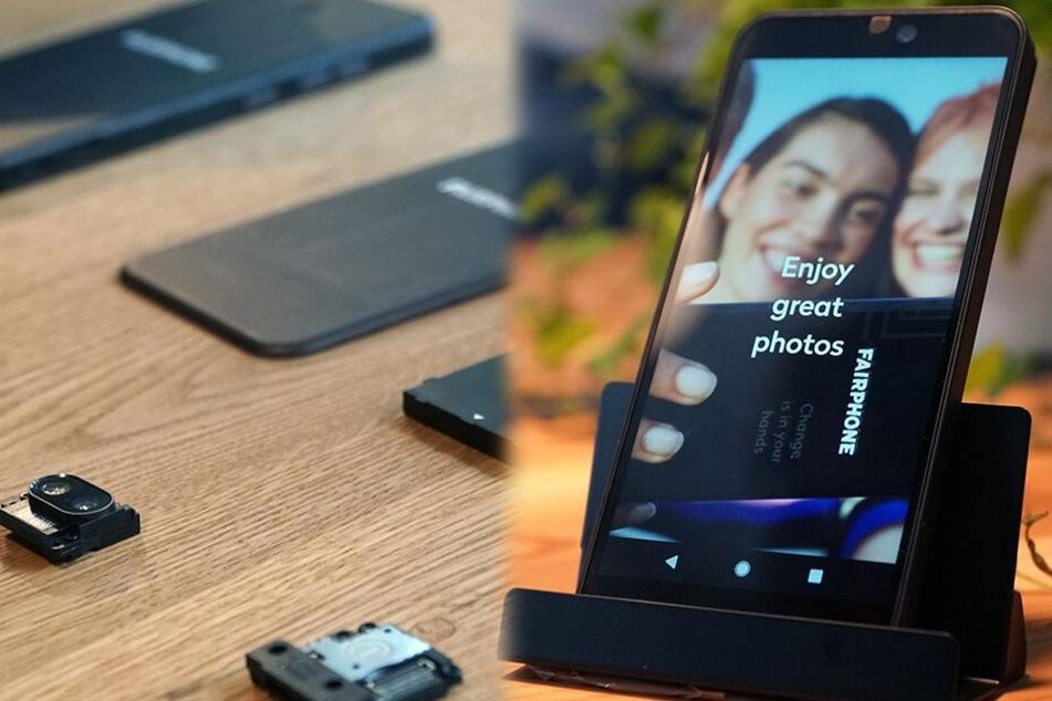 Nachhaltig und trotzdem komfortabel? Fairphone 3 kommt auf den Markt