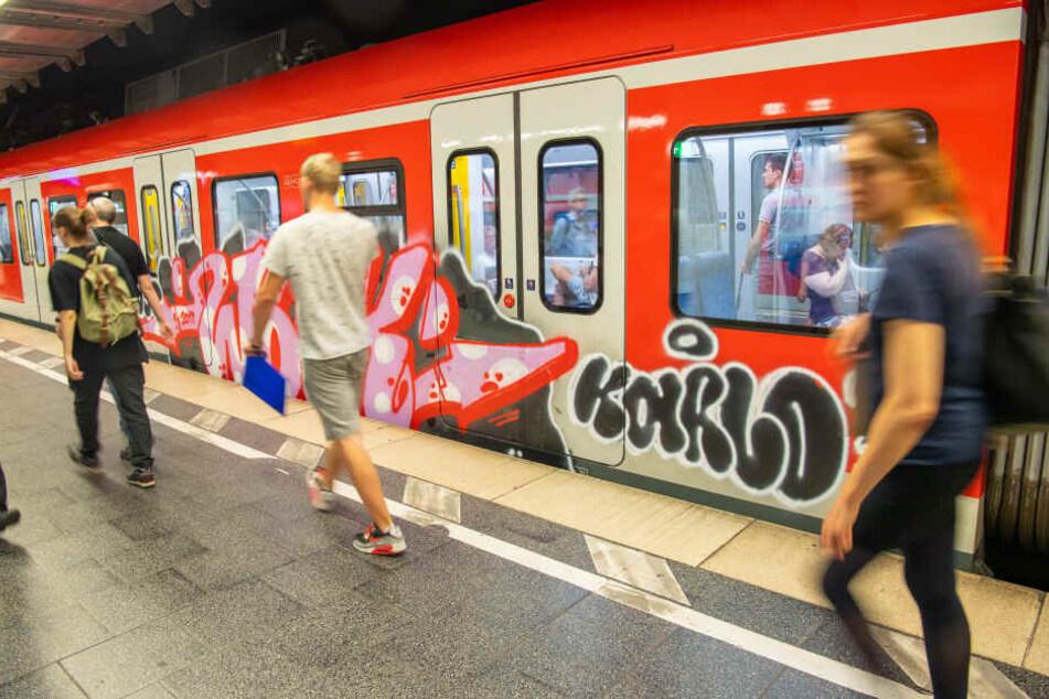 Bauarbeiten am Hauptbahnhof München behindern den S-Bahn-Verkehr. (Archivbild)