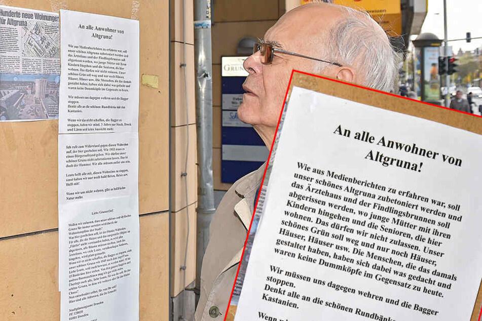 """Ärztehaus Gruna: """"Fakenews"""" verunsichern die Anwohner"""