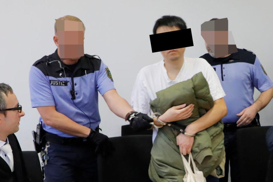 Eigentlich sollten sie in Chemnitz studieren: Chinesen spähten Kreditkarten aus