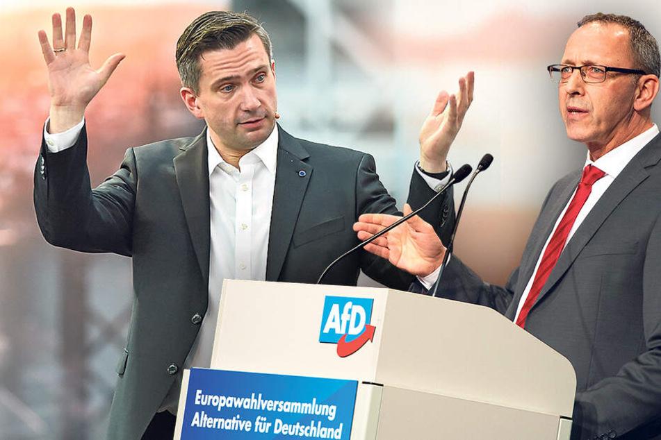 """Regierungs-Vize Martin Dulig: """"Keine Angst vor der AfD"""""""