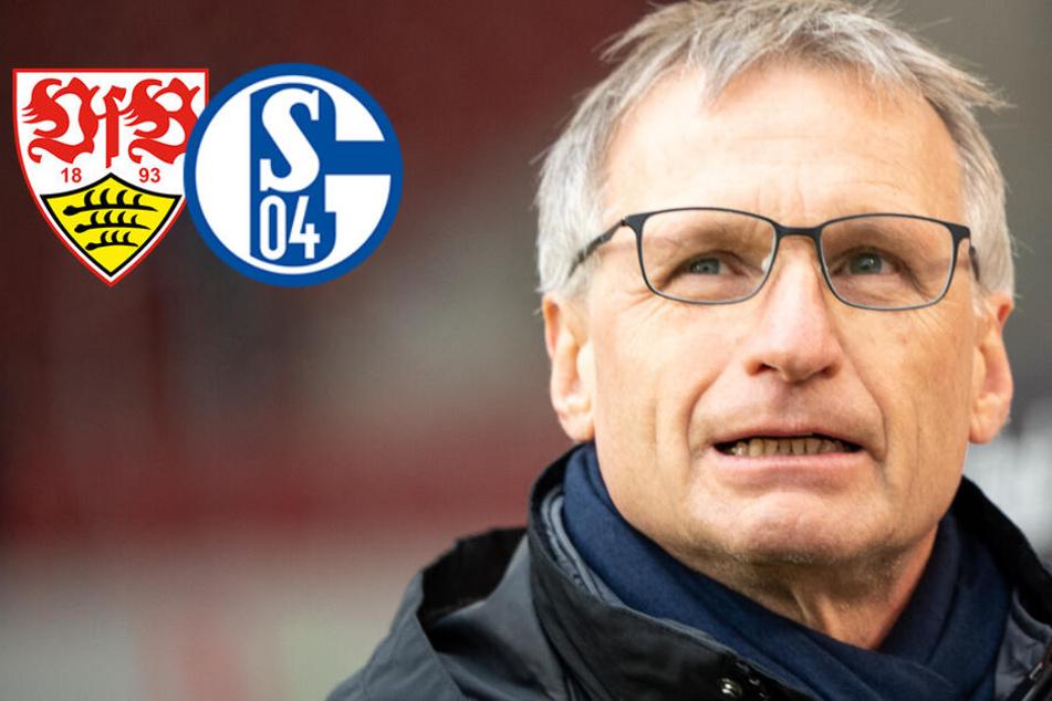 Beim VfB ist Reschke gescheitert: Darauf muss sich Schalke 04 gefasst machen
