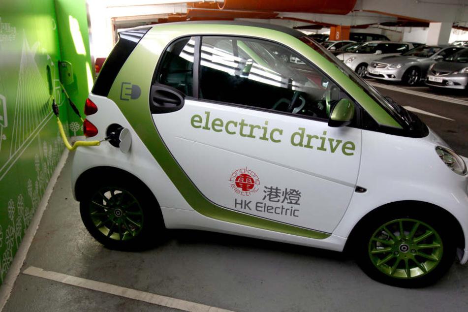 Allein in China sind rund 1,2 Millionen E-Autos auf dem Markt.