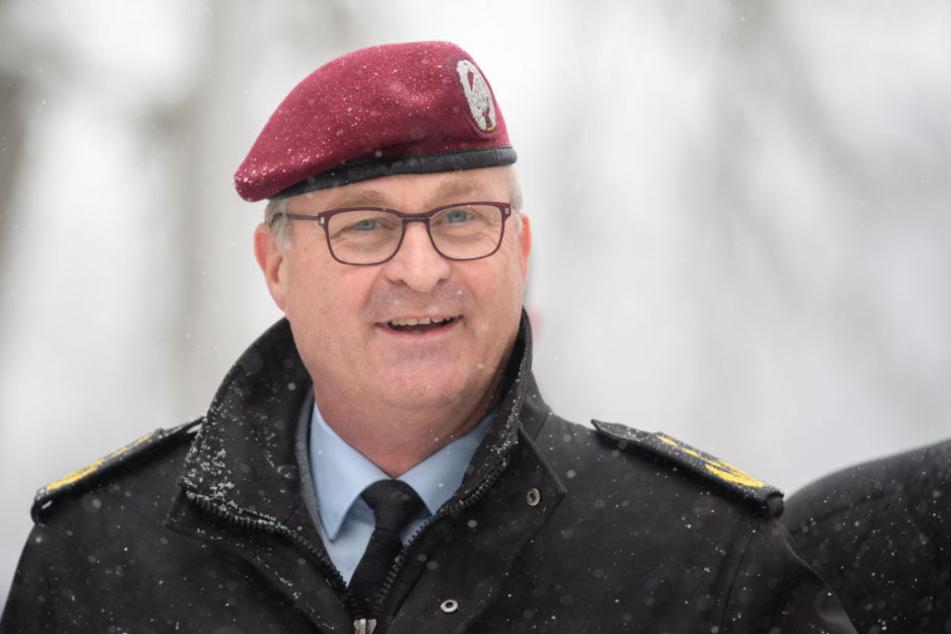 Eberhard Zorn ist Generalinspekteur der Bundeswehr.