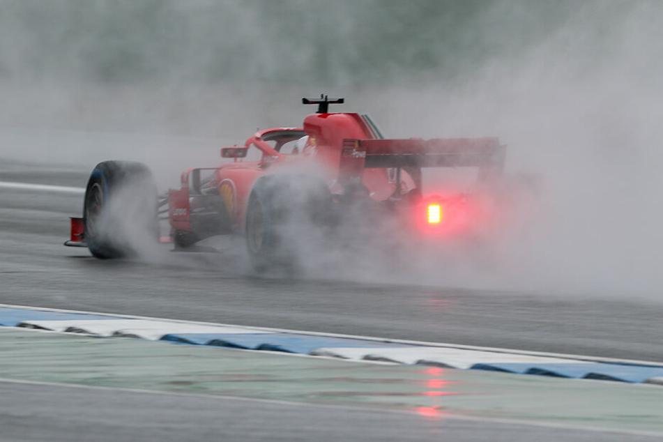 In Japan müssen sich die Formel-1-Rennfahrer auf ein nasses und chaotisches Wochenende einstellen.