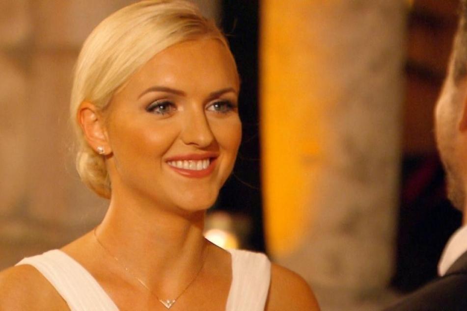 Erika Dorodnova (26) konnte im Finale 2017 das Herz des Bachelors Sebastian Pannek nicht erobern. In diesem Jahr scheint sie im #teamisabell zu sein.