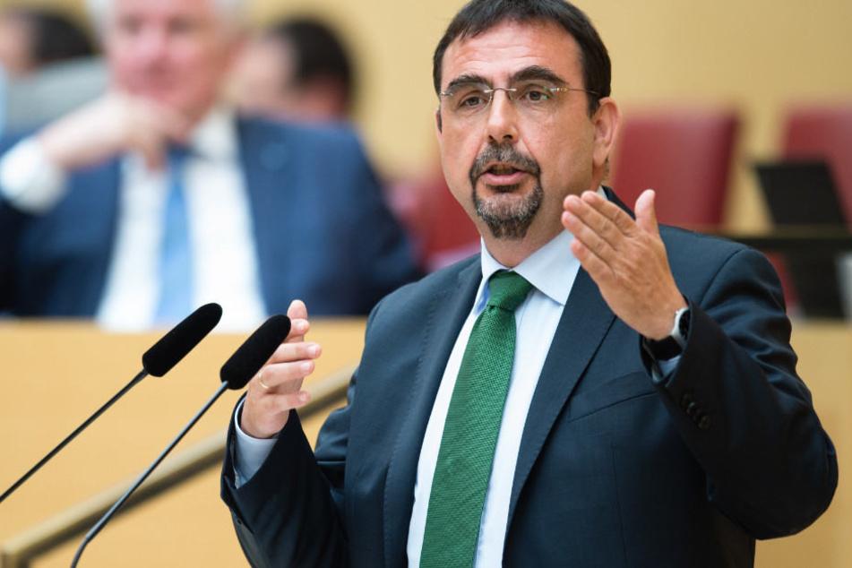 Klaus Holetschek (CSU) ist der Bürgerbeauftragte des Freistaats.