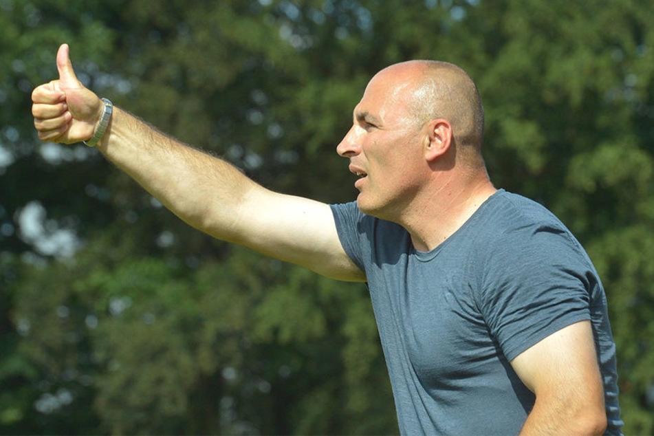Fatmir Vata stellte den Kontakt zu Preußen Münster her, die direkt für ein Benefizspiel zugesagt haben.