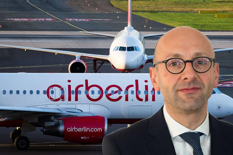 Insolvenzverwalter von Air Berlin und Unister erhält Auszeichnung