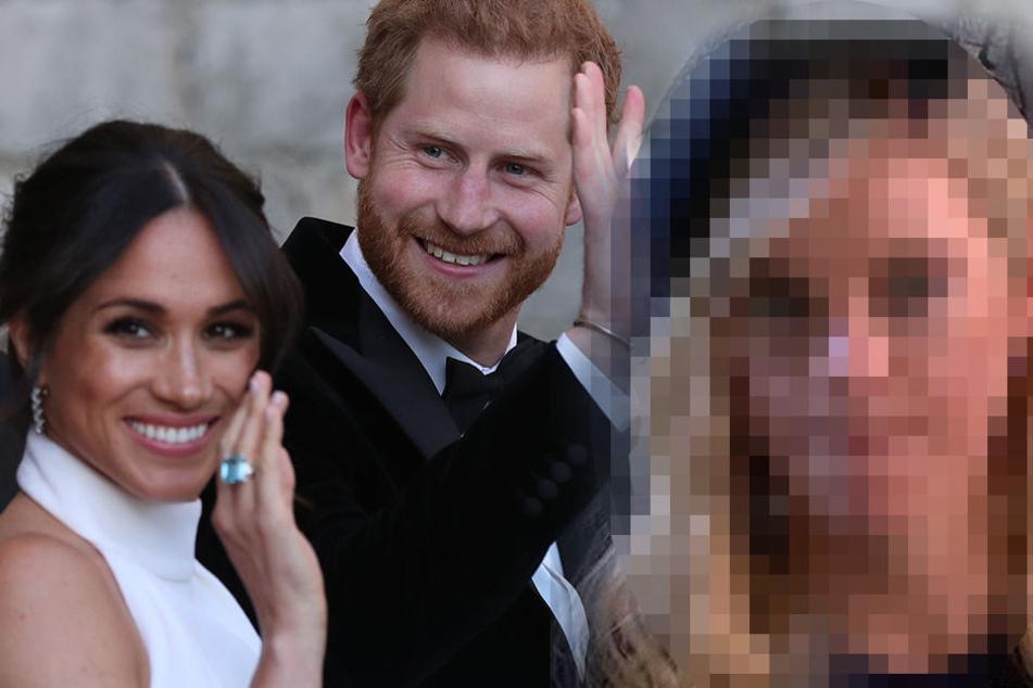Eifersüchtig wegen einer anderen Frau: Wollte Meghan die Hochzeit platzen lassen?