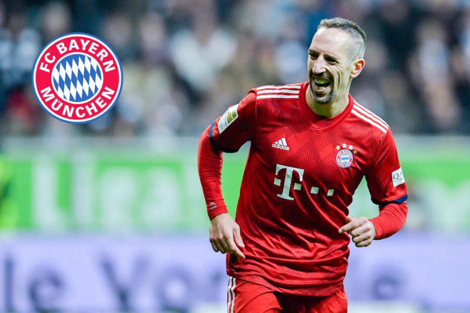 Ribéry soll dem FC Bayern auch nach Karriereende erhalten bleiben
